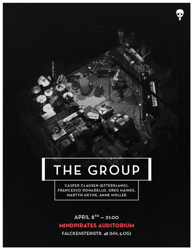 The Group - Poster - Web